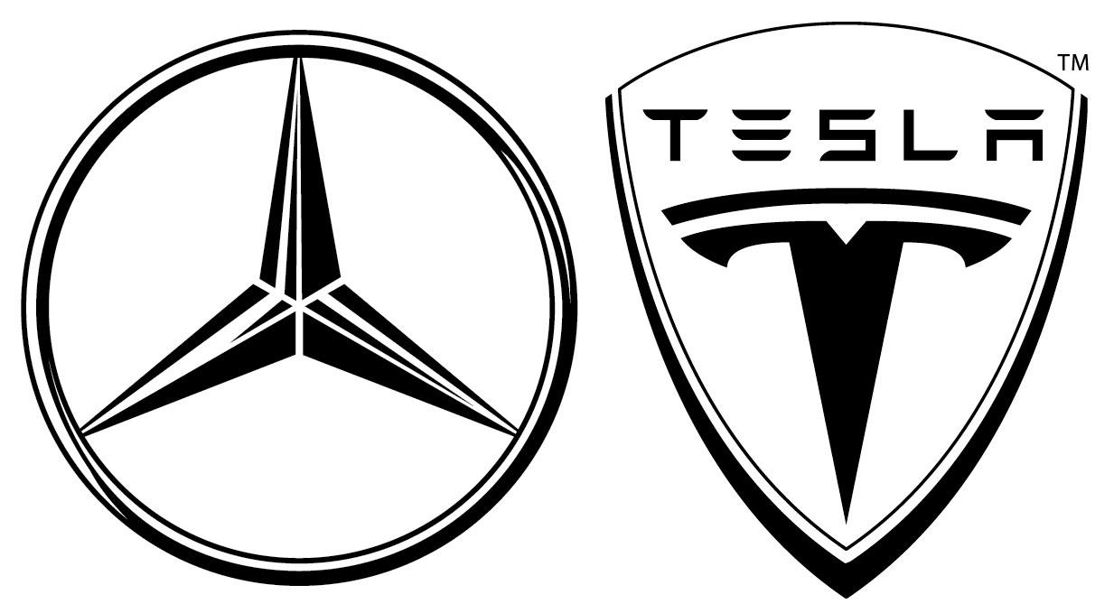 Fabricante dos Mercedes-Benz e dos Smart, decidiu vender uma participação de cerca de 4% que tinha há cinco anos na americana Tesla.