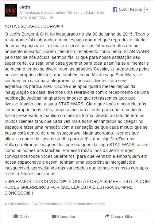 jeti's facebook